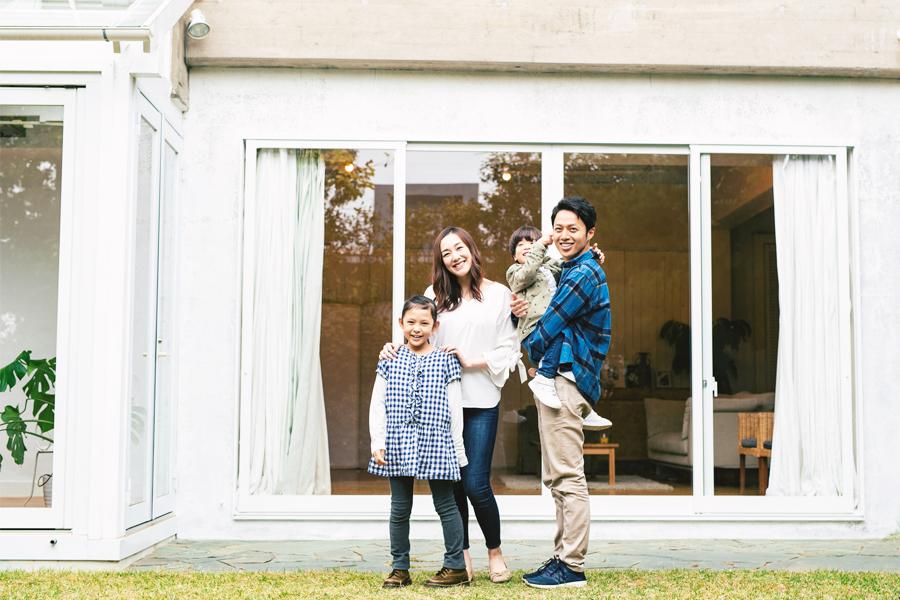 「子育てにもメリット多数!庭付きの賃貸物件のメリットとは」に関連するイメージ