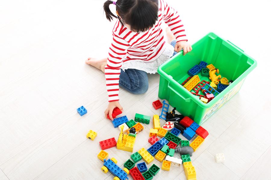 「赤ちゃん用品のおすすめ収納術!賃貸での収納方法を紹介」に関連するイメージ