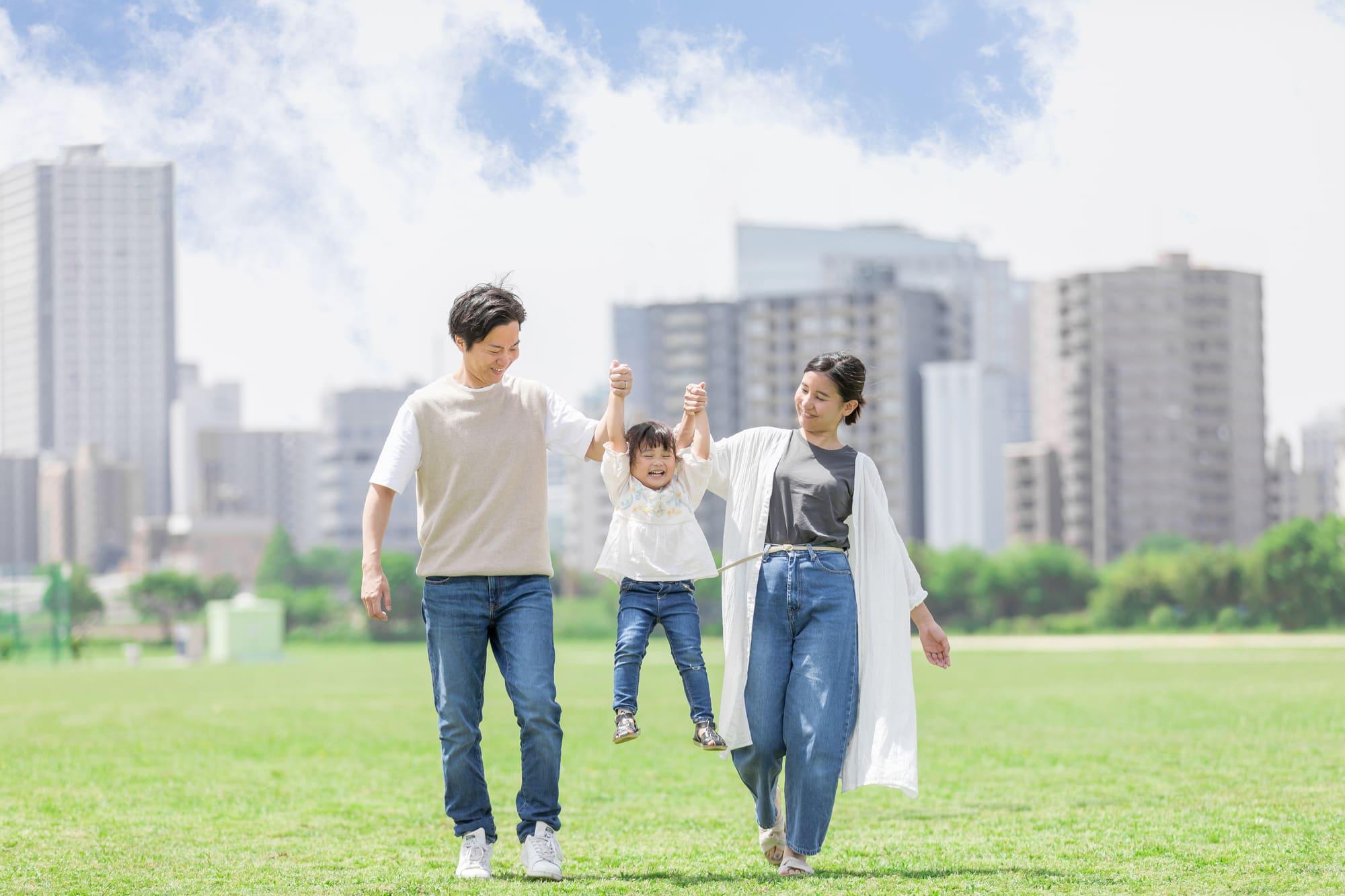 子どもと遊びやすく買い物しやすい葛飾区