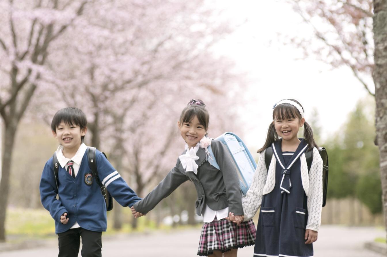 小学校入学式の服装