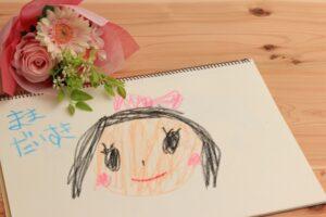 子どもが書いた絵