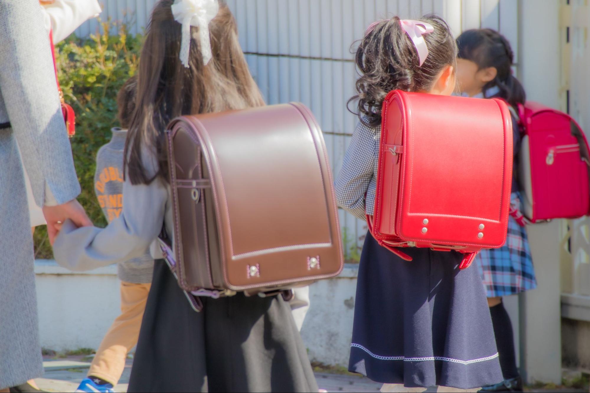 小学生の服装